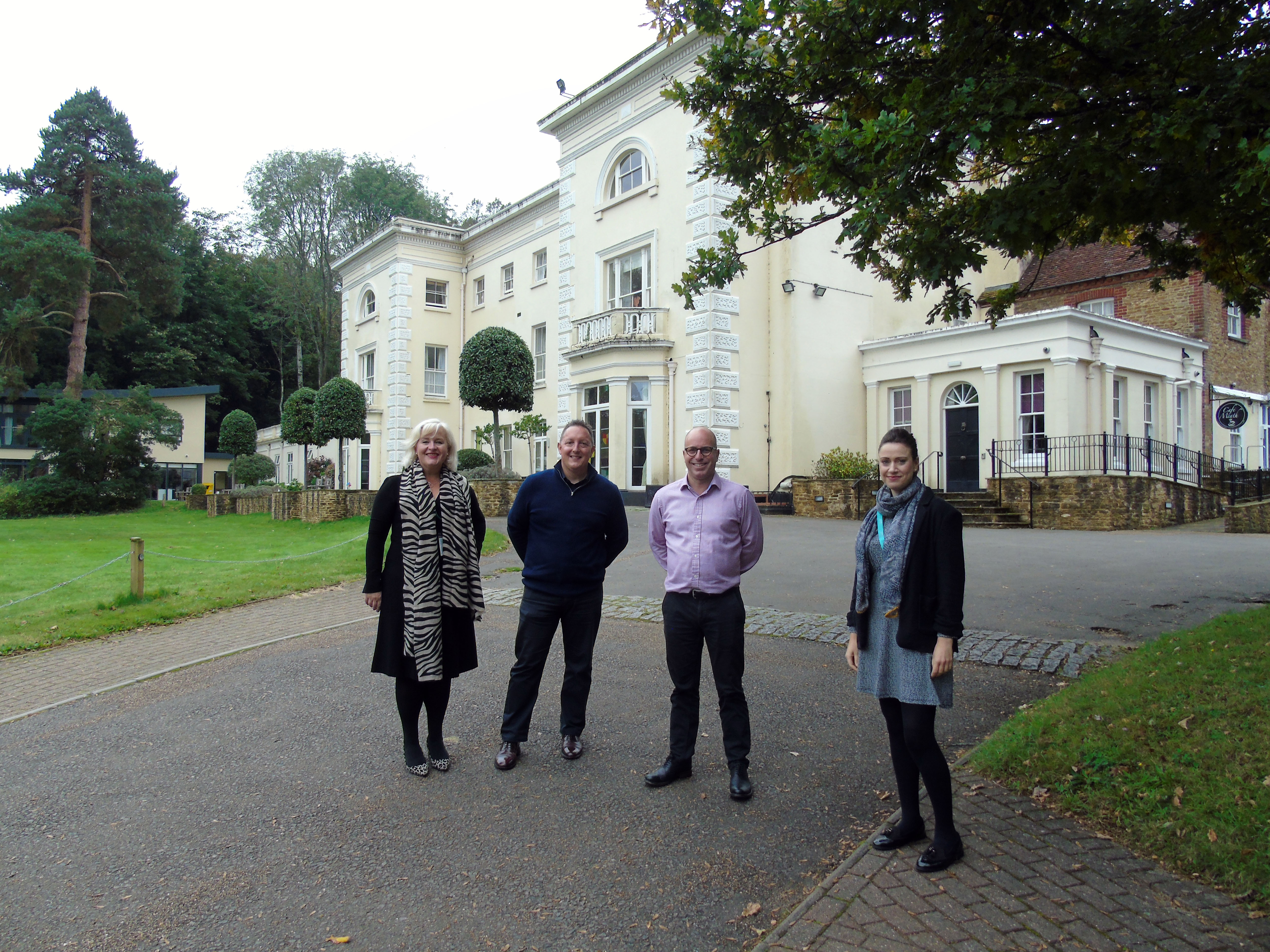 Seymours-Godalming-At-The-Meath-Epilepsy-Charity-surrey