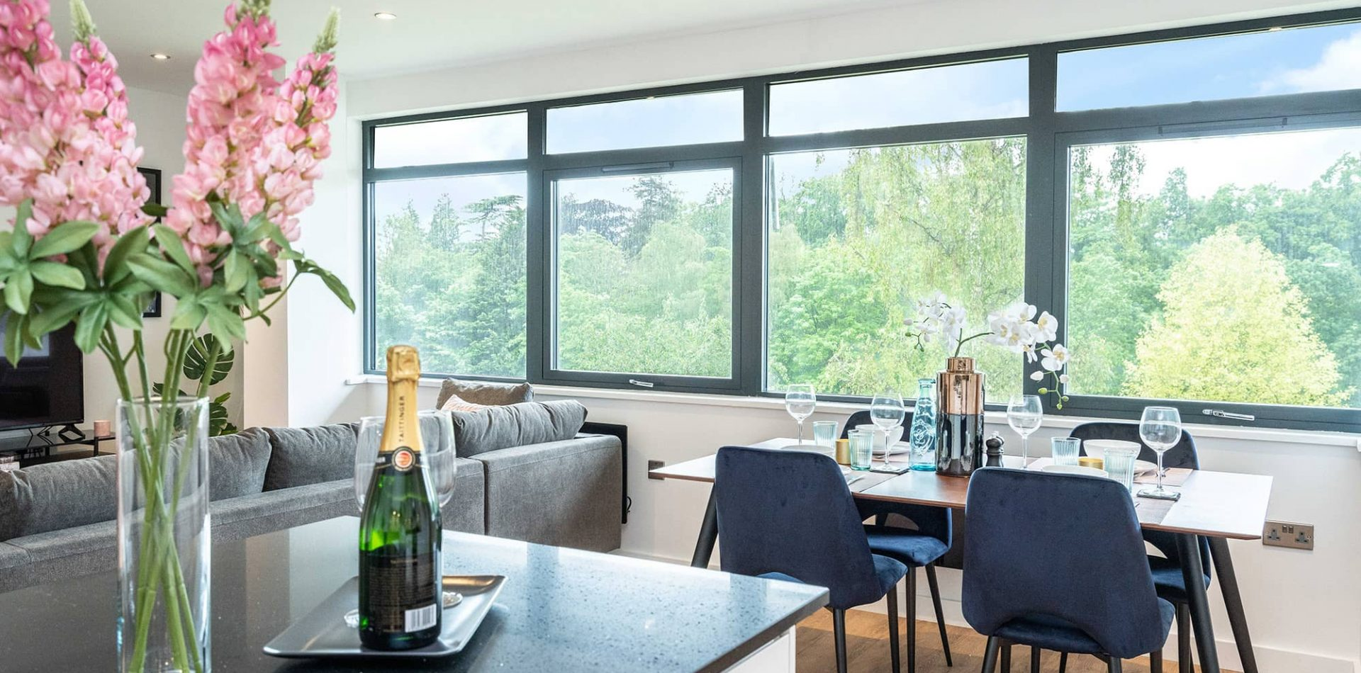 Surrey new build homes development